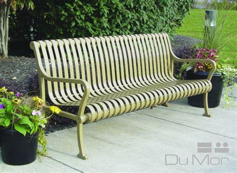 dumor bench bench 93 dumor site furnishings