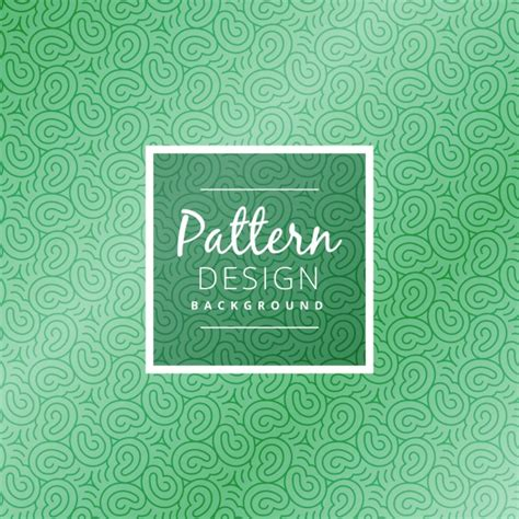 green pattern ai creative green pattern vector free download