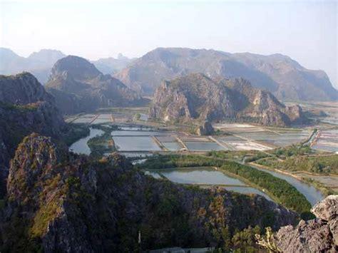 hua hin le premier parc maritime de tha 239 lande khao som roi yot vivre en tha 239 lande