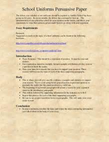 Image result for persuasive essay no uniforms