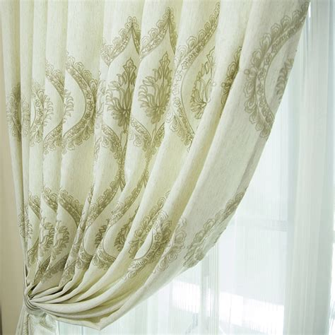 Rustic Curtains And Drapes Rustic Curtains And Drapes Rustic Linen Poly Blend Floral Drapes And Curtains Rustic Linen
