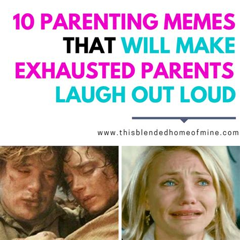 How To Make Picture Memes - 10 parenting memes that will make even exhausted parents