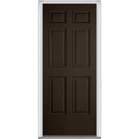 doorbuild exterior panel collection steel prehung entry