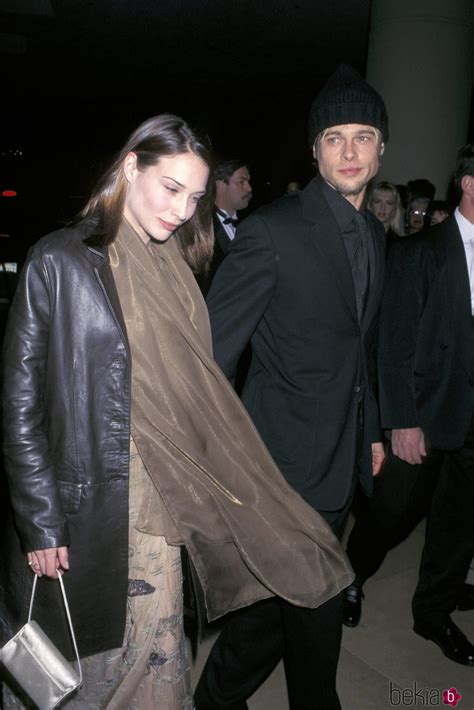 claire forlani and brad pitt relationship claire forlani y brad pitt las mujeres de la vida de