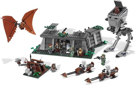 4 l set lego wars minifigure collection review leia 8038