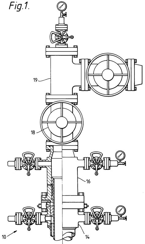 geothermal wellhead patent ep0554067a2 geothermal wellhead hanger spool with eccentric hanger seat