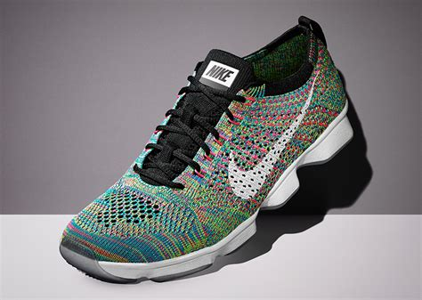Sepatu Nike Zoom Fit Agility Nike Zoom Fit Agility Flyknit Quot Multi Color Quot Release Date Sneakernews