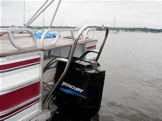 deck boat tow bar ski tow bar pontoon boat deck boat forum