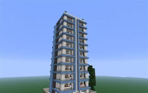 Modern Residential Skyscraper, creation #1351