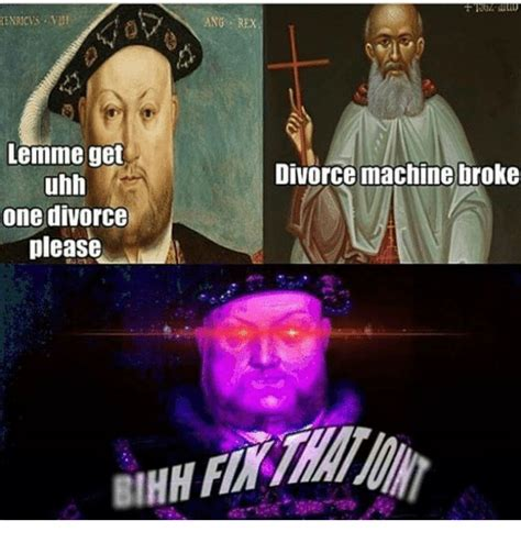 Uhh Meme - lemme get uhh one divorce please ang divorce machine broke