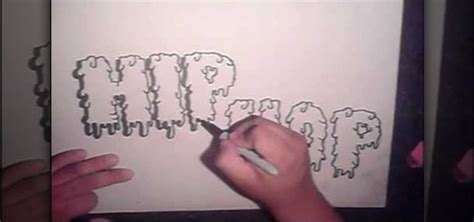 how to draw cool graffiti letters step by step 171 graffiti