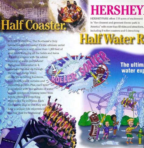 Theme Park Brochures HersheyPark Theme Park Brochures