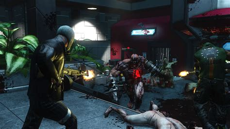 killing floor 2 developer releases ps4 pro gameplay