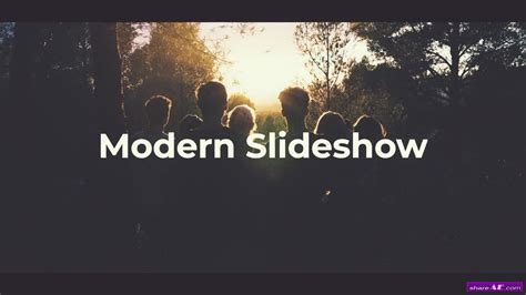 adobe premiere pro slideshow templates modern slideshow premiere pro templates 187 free after