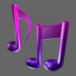 purple best songs note purple clipart best