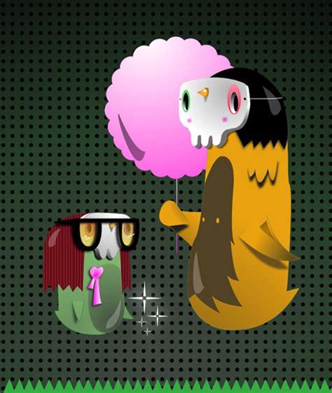 unique characters portfolio andy howard
