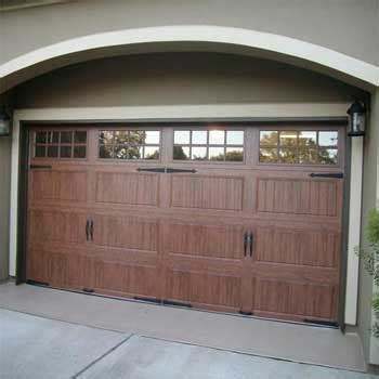 Garage Door Manufacturers Association by New Generation Of Residential Garage Door Styles Add Curb