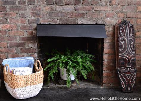 rental fireplace makeover rental rev fireplace makeover part 2
