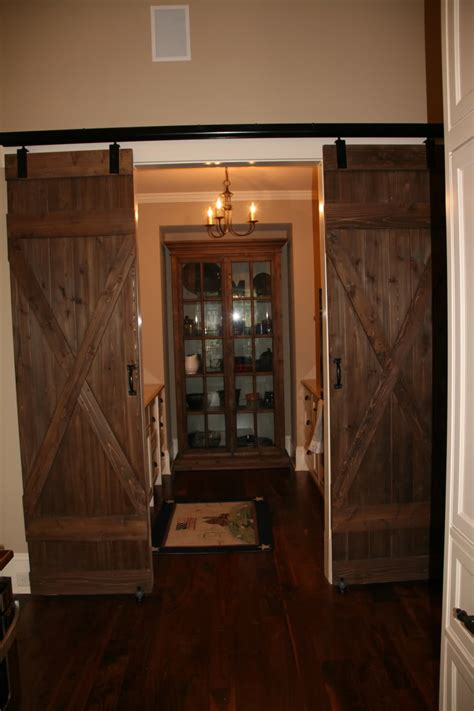 pocket barn door barn door or pocket door noise vs cost