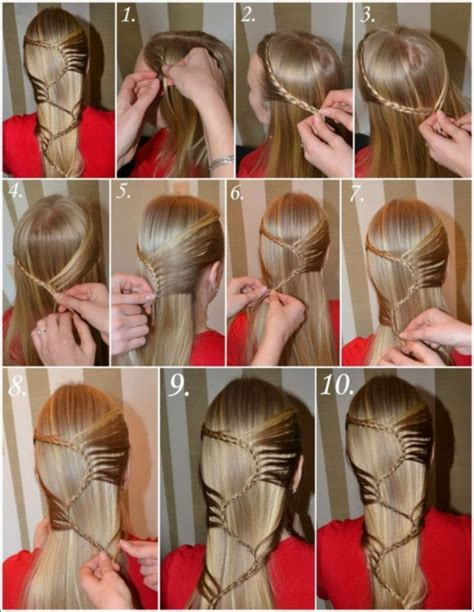 quick and easy hairstyles for school step by step on dailymotion 35 quick and easy step by step hairstyles for girls
