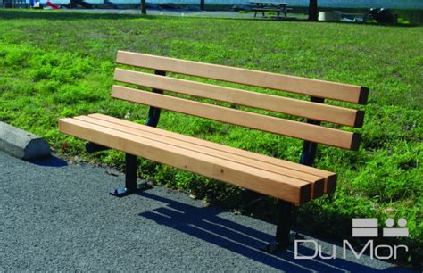 dumor bench benches dumor site furnishings