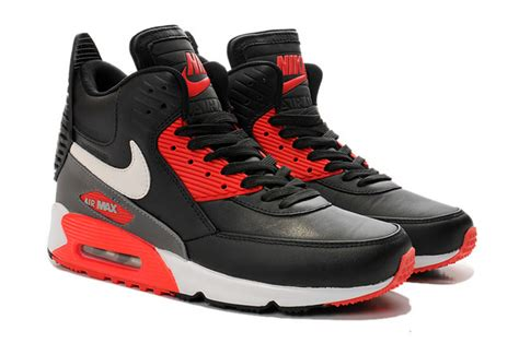 Nike Airmax90 For High 2015 nike air max 90 high tops sneakers for black
