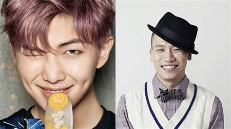 kim namjoon y taylor swift bts s rap monster to feature in gaeko s upcoming track