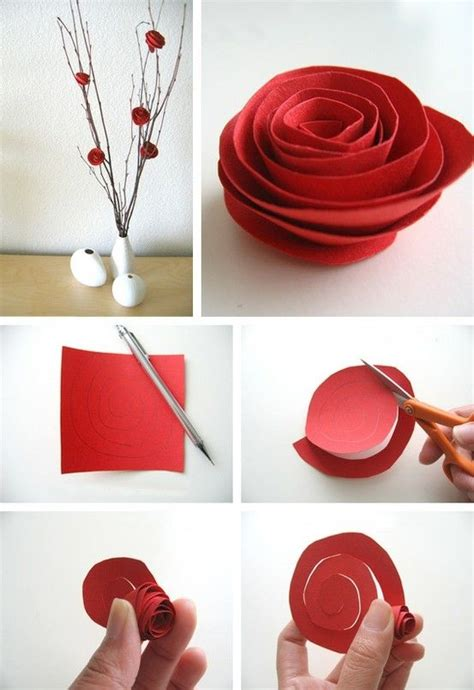 diy paper flowers diy crafts ideas