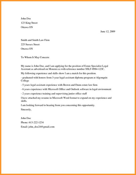to whom it may concern cover letter cover letter format in microsoft word new cover letter to 1674