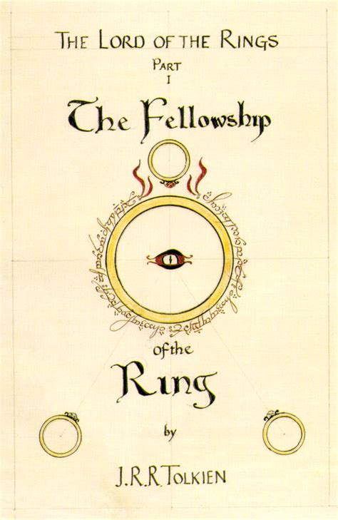 lord of the rings picture book the fellowship of the ring cover j r r tolkien