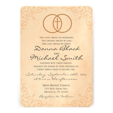 religious invitation templates 30 religious wedding invitations wording vizio wedding