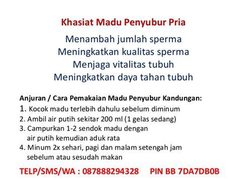 Madu Penyubur Kandungan Jakarta 100 Asli 087888294328 xl jual paket madu penyubur kandungan al