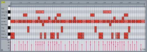 hip hop beatbox pattern dubstep basics