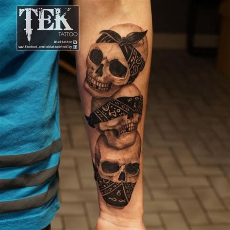 wicked skull tattoos best 25 evil skull ideas on skull