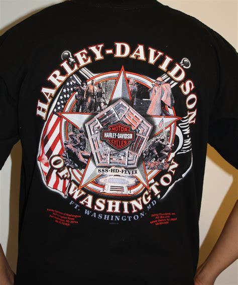 Rolling Thunder Harley Davidson by Harley Davidson Rolling Thunder Xviii T Shirt L T Shirts