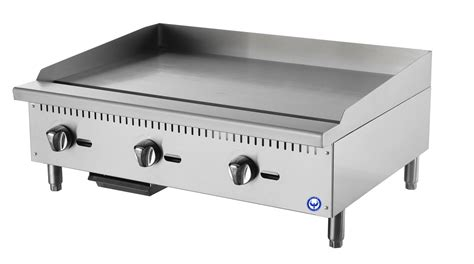 flat top bar and grill purefg 36ng 36 commercial flat top gas grill countertop