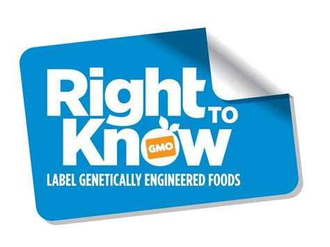 genetically modified foods label support the california right to know genetically