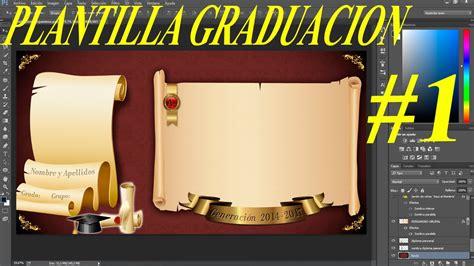 marcos psd graduacion plantilla psd pergamino para todo tipo de graduaci 243 n