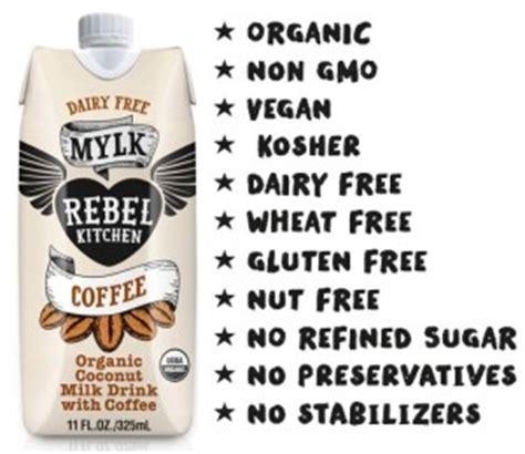 Rebel Kitchen Whole Mylk by Rebel Kitchen Organic Dairy Free Coconut Mylk Drinks