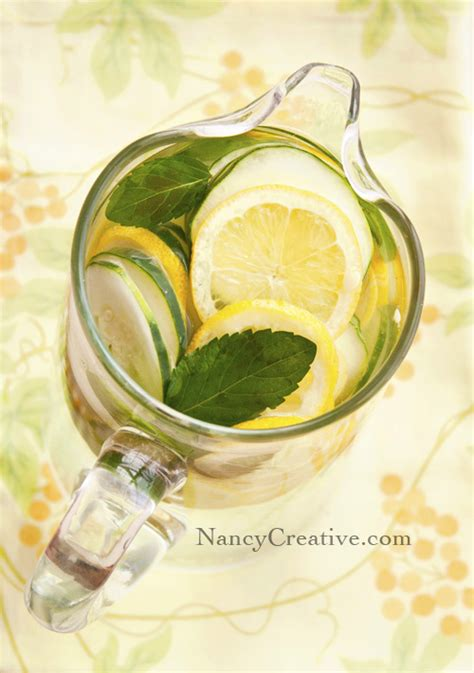 Detox Water Lemon Mint Cucumber Lime by Lemon Mint Cucumber Water Aka Detox Water