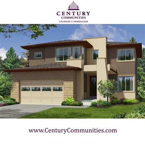 award winning colorado new home builder century