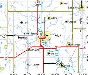 Fort Dodge Iowa Map Fort Dodge Iowa Ia 50501 Profile Population Maps