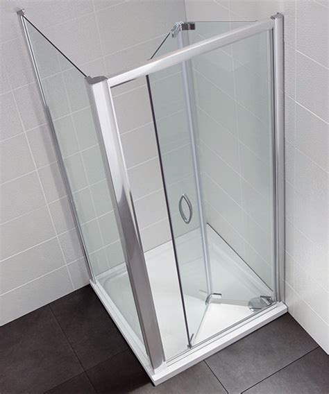 760mm Shower Door April Identiti2 700 760mm Bifold Shower Door