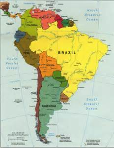 map of south america free large images south america map map of south america