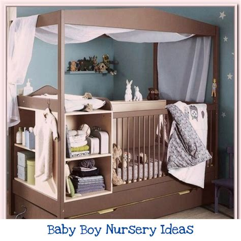 Baby Boy Nursery Decorating Ideas Pictures Unique Baby Boy Nursery Themes And Decor Ideas Involvery Community