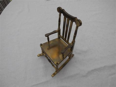 Mastela Rocking Chair Preloved Babyloania 1 6 quot vintage solid brass rocking chair for sale in warrington cheshire preloved