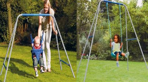argos swing chad valley kids active 2 in 1 swing 163 29 99 argos