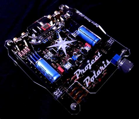 Garage 1217 by Mint Garage 1217 Project Polaris Ss Headphone Amp