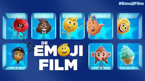 emoji il film de emoji film trailer 1 nederlands gesproken youtube
