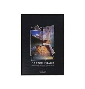37 X 25 Poster Frame by 27 X 40 Poster Frame With Black Edge Quantity Value Packs